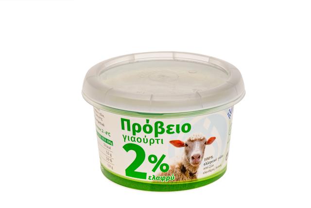 Πρόβειο Γιαούρτι Γρατσάνης 2% 220gr