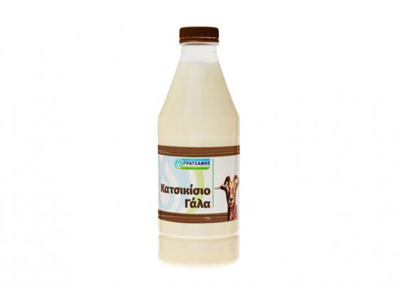 Κατσικίσιο γάλα Γρατσάνης