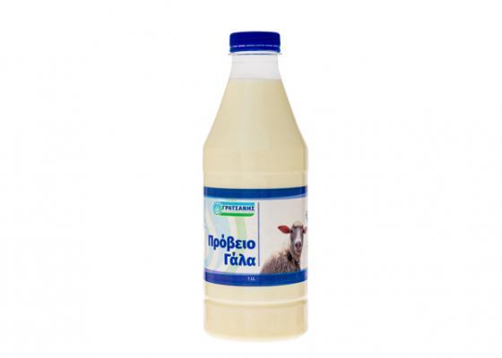 Πρόβειο γάλα Γρατσάνης